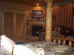 Covey Room | Lodge Rooms & More | Heartland Lodge