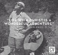 amen! Pope St. John Paul II