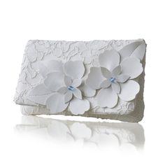 Aye Do Ltd - Astor Ivory Lace Small Handbag (eg), £34.99 (http://www.ayedoweddings.co.uk/astor-ivory-lace-small-handbag-eg/)