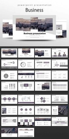 About 'Business Presentation' This 'Business Presentation' gives simple and luxurious images with violet and grey colors used. Design elements used on the slide Layout Design, Web Design, The Design Files, Slide Design, Graphic Design, Design Powerpoint Templates, Template Brochure, Booklet Design, Flyer Template