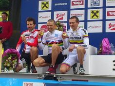 Sport news from today 29th. June 2013: the winning Photo from UCI #Mountainbike Marathon worldchampionships in Kirchberg ( www.kitzalpbike.at ), 4500 meters uphill and downhill on 94 km; the winner is Christoph #Sauser from Switzerland, 2nd Alban #Lakata from Austria and 3rd Hector Leonardo Paez Leon from Colombia, photo: @Hannes Wimmer on Pinterest