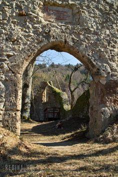 Kapellenruine Zum Heiligen Baum bei Arzlohe