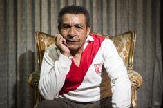 [Foto] Héctor Chumpitaz cumple 71 años: los secretos del Gran Capitán. April 13, 2015.