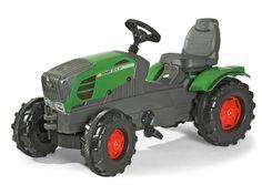 Rolly Fendt FarmTrac 211 Vario Kids Pedal Tractor