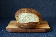 NY deli rye, sliced by smitten, long version. via Flickr