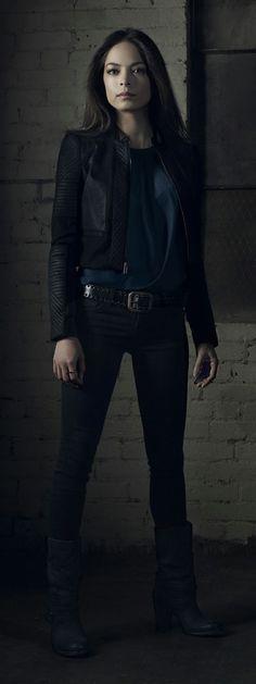 Kristin Kreuk as Catherine Chandler