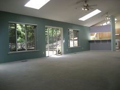 Great Room_view toward dining area and kitchen