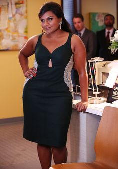 Mindy Kaling Gets Festive On This Week's Holiday Episode of The Mindy Project  #InStyle