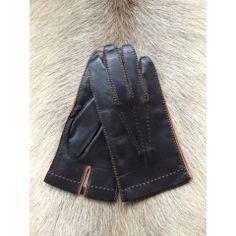 Weich Herren Schafsleder Handschuh