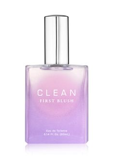 First Blush by Clean is a Aromatic fragrance for women. First Blush was launched in Top notes are white tea, bergamot and mint; Clean Perfume, Blush, Body Spray, Smell Good, Body Lotion, Bath And Body, Essential Oils, Perfume Bottles, Fragrance