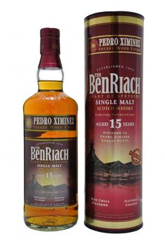 Benriach 15 Year Old | Pedro Ximinez