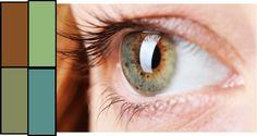 eye enhancer warm green eye