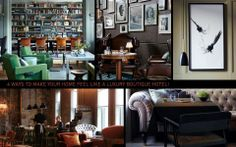 Get a Boutique Hotel look at home Abigail Ahern
