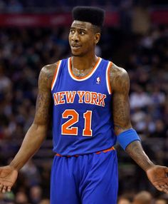 Hair News Network: Iman Shumpert's Hairstyle Now Turns Heads