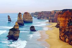 Once upon a time there stood '12 Apostles' just off the Great Ocean Road. Over time we have lost some great ones and now we are down to 8. Tick this off your bucket-list before they are all gone.  #visitmelbourne #visitvictoria #12apostles #greatoceanroad #victoria #portfairy #seeaustralia #amazingaustralia #australia #thisisaustralia #downunder #backpacking #backpacker #backpacker_photography #backpackerbystatravel #instatravel #travelphotography by backpackerbystatravel…