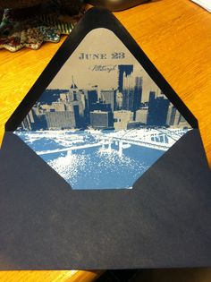 Pittsburgh Envelope Liners