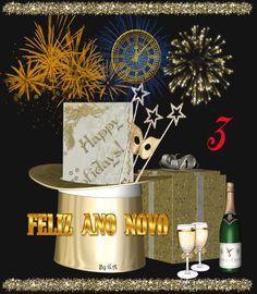 Cantinho de Imagens da Guerreira: Feliz Ano Novo