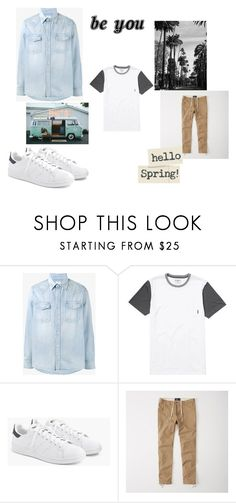 """пробный"" by ggelingen on Polyvore featuring Visvim, Billabong, J.Crew, Abercrombie & Fitch, men's fashion и menswear"
