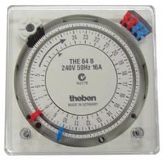 Theben Time Switch 24H 16A 240VAC    $54 + GST