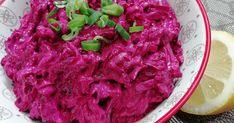 Najjednoduchší cviklový veľkonočný šalát, recept za pár centov z dielne kuchyne portálu Ženy v meste. Chutí nielen úžasne, je aj zdravý a fit. Cabbage, Salads, Vegetables, Food, Anna, Essen, Cabbages, Vegetable Recipes, Meals