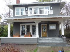 Seattle Area Renovation traditional exterior