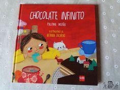 Chocolate infinito de SM. Con videoreseña en el link.