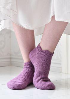 Tekstiiliteollisuus - teetee Tundra Crochet Socks, Knitting Socks, Knit Socks, Free Pattern, Knitting Patterns, Slippers, Crocheting, Shopping, Diy