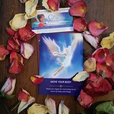 Today's #Intuitive #Oracle card reading is Move Your Body  Get on it! Move your clutter and your body.   Longer read tomorrow smile emoticon