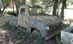 Chevrolet Brasil 3100 abandonada Left Out, Cars