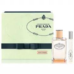 Prada Infusion Fleur D Oranger Eau De Parfum Vaporisateur 100ml Coffret 2 Produits