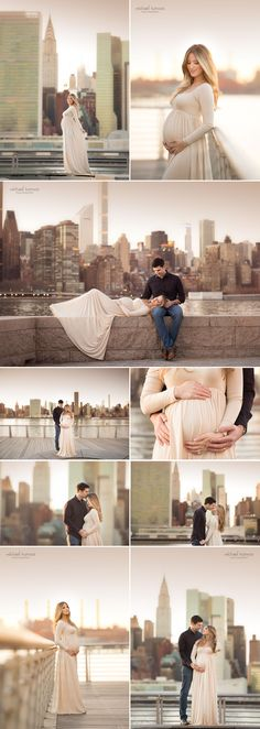 nyc outdoors maternity photographer