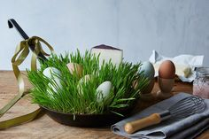 Easter Baskets for Loved Ones Who Sometimes Annoy You: The perfect spring gift. #food52