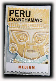 Starbucks Coffee Retired Peru Chanchamayo Medium Seals Stickers Stamps   eBay
