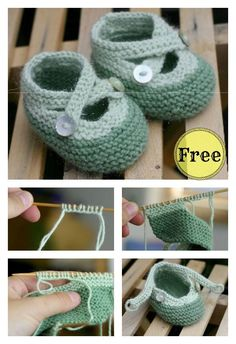 Cute Saartje's Booties Free Knitting Pattern Knitting for babies is delightful. You can knit adorable booties with the Booties Free Knitting Pattern. They are great as baby shower or newborn gifts. Baby Cardigan Knitting Pattern Free, Baby Booties Free Pattern, Baby Shoes Pattern, Easy Knitting, Baby Knitting Patterns, Finger Knitting, Scarf Patterns, Doll Patterns, Booties Crochet