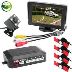Car Parking Reverse Camera,High Definition Car Rear View Parking Camera Rearview Reversing Recorder Fit For Honda CRV Odyssey FIT Jazz DC12V