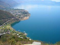Lago de Atitlán - Atitlán - Guatemala