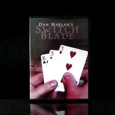 Cheap magic tricks, Buy Quality magic props directly from China gimmick and dvd Suppliers: Switchblade (Gimmick and DVD) RED - Magic trick, Metal stage magic/magic props/as seen on tv High quanlity Magic Props, Close Up Magic, Magic Cards, Magic Tricks, See On Tv, Card Reader, Classic Toys, Sd Card, Hobbies