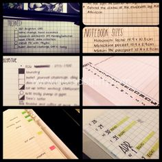 Bullet Journal Planners