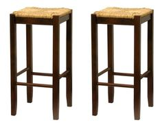 Bar Stool, 29-Inch Rush Seat Walnut Finish Set of 2 Winsome Wood,http://www.amazon.com/dp/B001E4S4S6/ref=cm_sw_r_pi_dp_wENysb0XFBBS3WB6