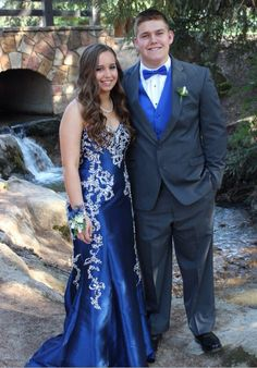 Mikaela Williams looks amazing in her Jovani prom dress. Thank you for the photo! Hope you had a fun night!