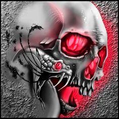Venom Skull