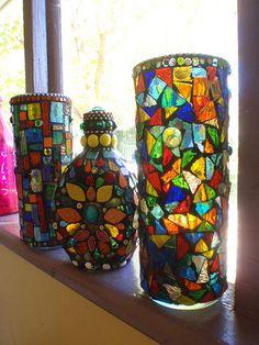 Gog vases, whiskey bottle | Flickr - Photo Sharing!