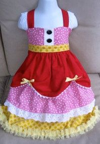 Twirlicious LALALOOPSY Jewel Sparkle dressCustom to by Twirlicious, $68.00
