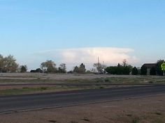 Thunderstorm As Seen From Mountain Home Idaho Was Verified 100 Miles Away