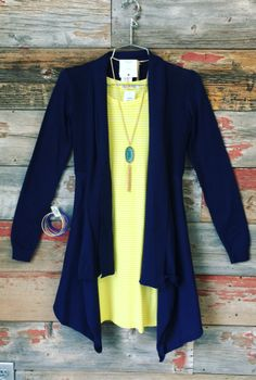 Just Another Dream Cardi: Navy from privityboutique