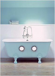 Verliebt! Diese U Boot Badewanne Ist Unglaublich #bathroom #tub #submarine