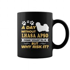 Lhasa Apso Mug Lhasa Apso Coffee Mug LIMITED TIME ONLY. ORDER NOW if you like, Item Not Sold Anywhere Else. Amazing for you or gift for your family members and your friends. Thank you! #lhasa-apso #lhasa #apso