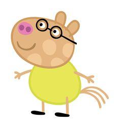 Imagem Png Pedro Ponei - Peppa Pig em alta resolucao ~ Mas é Lógico