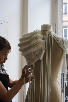MasterClass 2011 - Construction of a dress