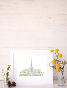 A little about this beautiful temple: The Bountiful Utah Temple was the eighth…